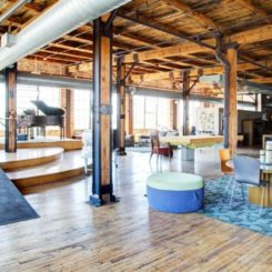 Beautiful 6,000 Square Feet Penthouse Loft In Detroit Amazing Pictures
