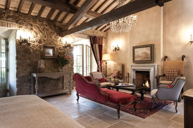Borgo Santo Pietro hotel bedroom lounge