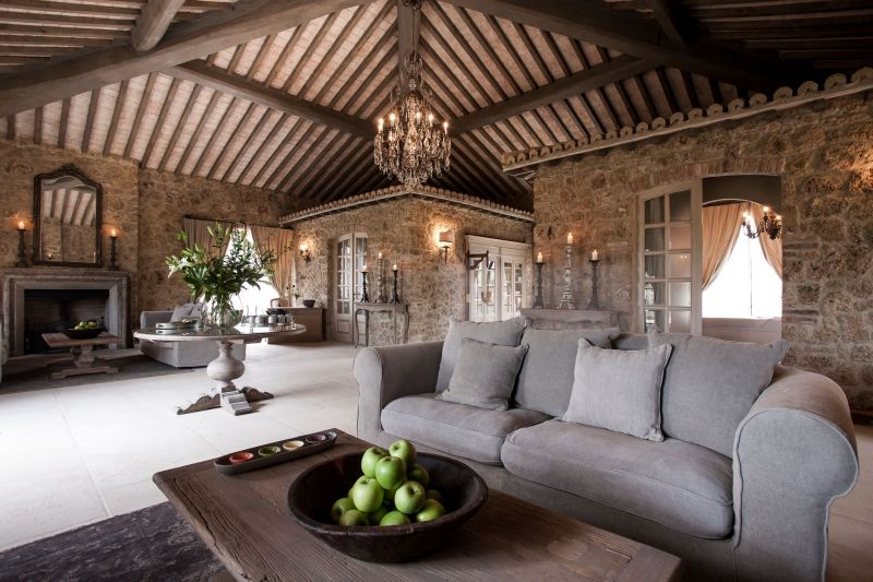 Borgo Santo Pietro hotel spa interior