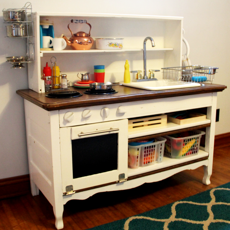 Chest of Drawers Play Kitchen