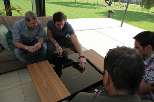 Dual Arcade Coffee Table