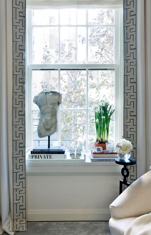 window sill Exhibit Your Modern Art