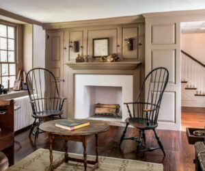 24 Warm And Inviting Traditional Living Room Décor Ideas
