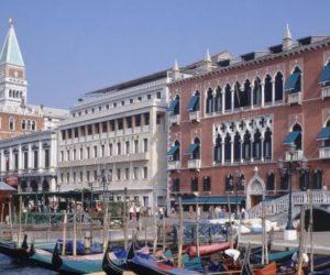 Elegant Hotel Danieli in Venice