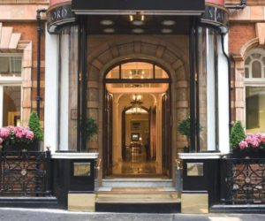 The Glamorous Stafford London Hotel