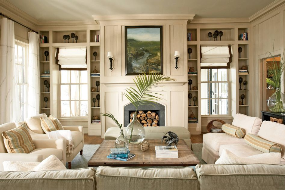 24 Warm And Inviting Traditional Living Room Decor Ideas