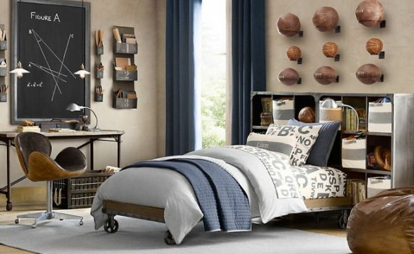 Traditional boys room dcor ideas