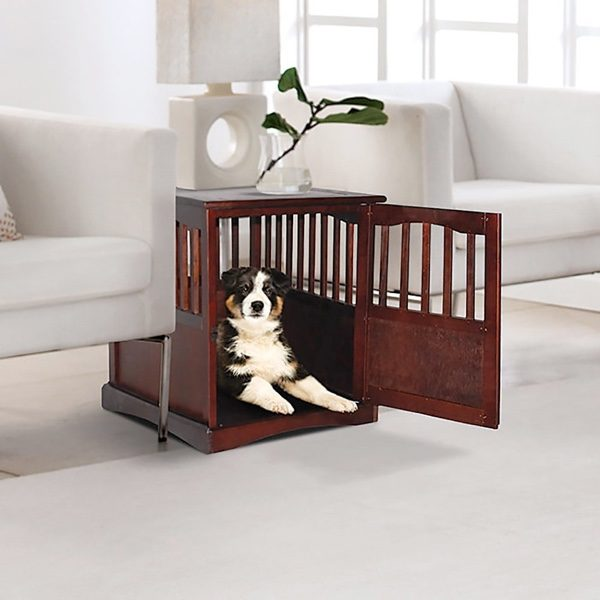 Your Pet's Crate side table alternative