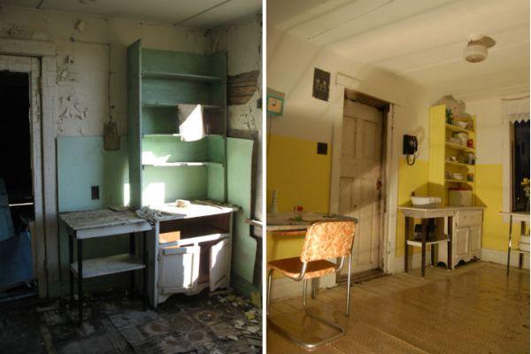 Abandoned Farmhouse Turned Into A Dollhouse
