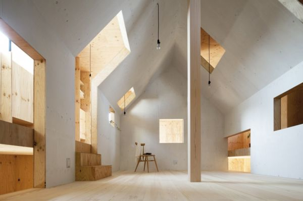 66 24 Square Meters Japanese House