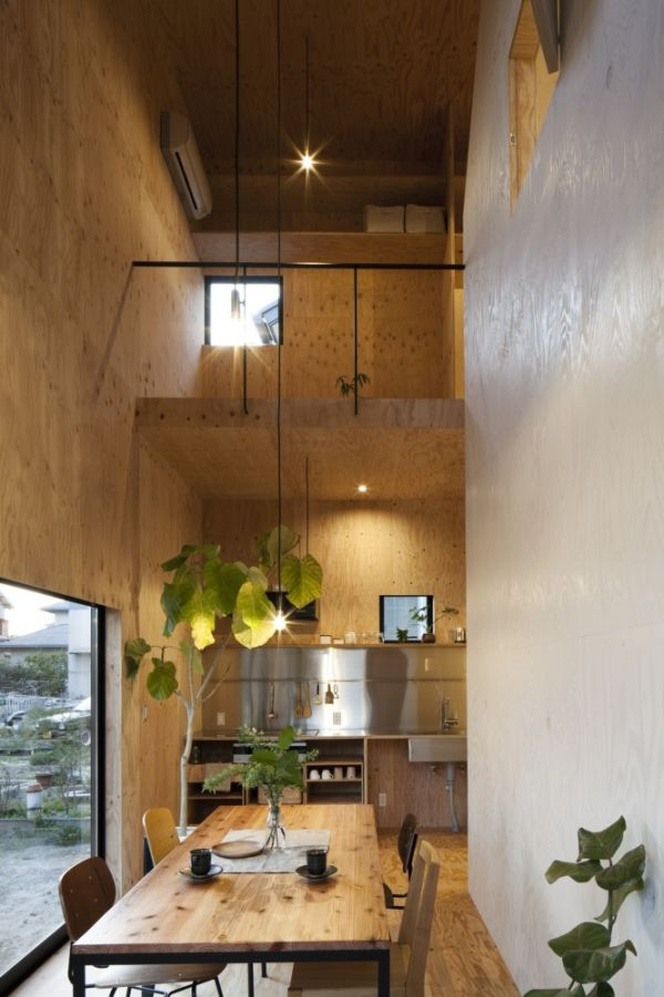 6624 Square Meters Japanese House