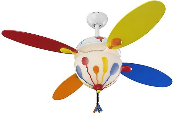 Balloon Ceiling Fan By Monte Carlo