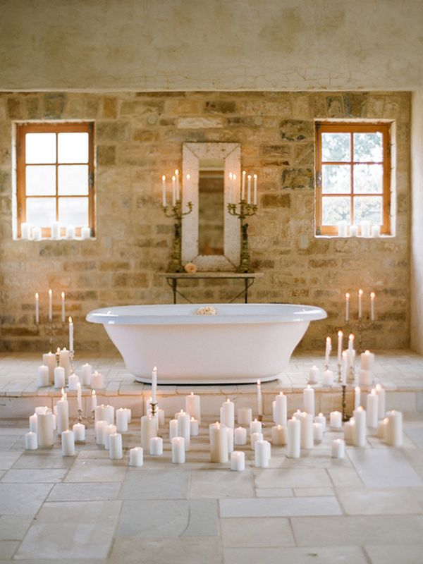 Decorate With Candles In Every Room