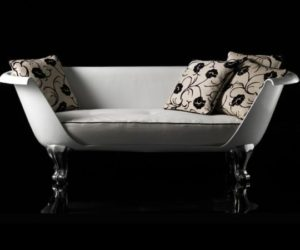 Holly – a small sofa by Devon & Devon