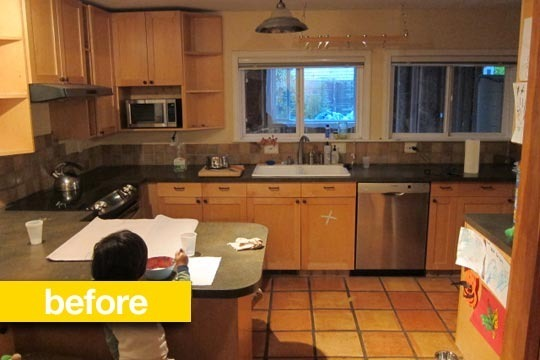 Before And After: Heejoou0027s Expanded And Renovated Kitchen