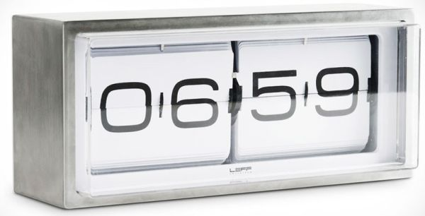Attractive Brick Flip Clock Pictures