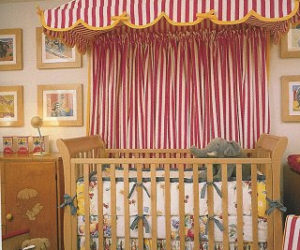 Circus-Themed Nurseries: Ideas & Inspiration