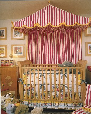 View in gallery & Circus-Themed Nurseries: Ideas u0026 Inspiration