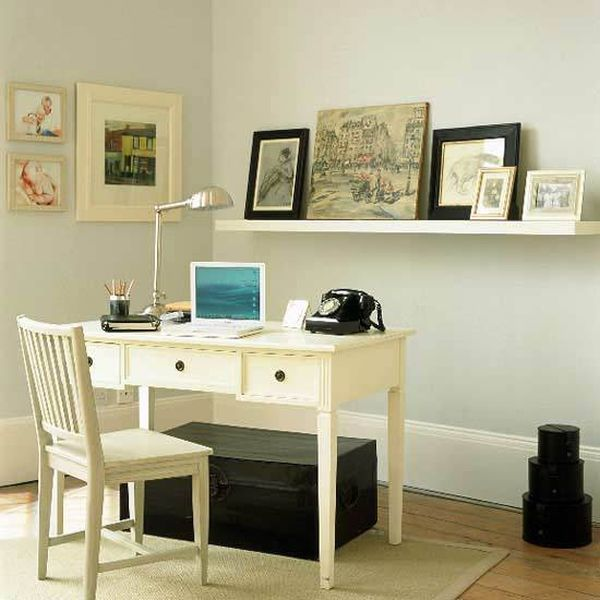 Lovely Simple Home Office Ideas Part - 14: View. Simple Home Office Design Ideas ...