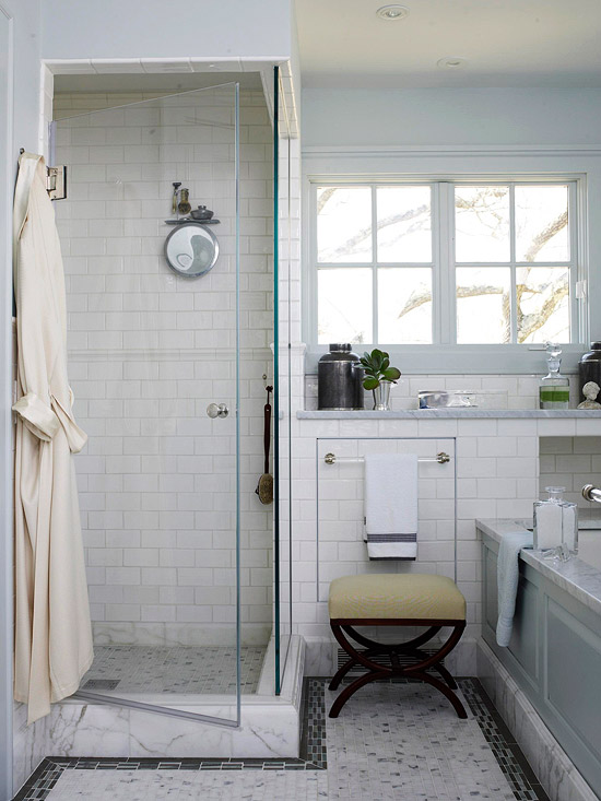 Tiny Shower 10 walk-in shower design ideas that can put your bathroom over the top