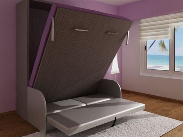 Convertible furniture for the bedroom