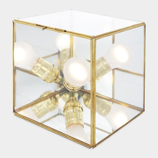 Candela Cube Interesting Lamp