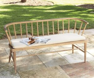 Dexter Outdoor Bench