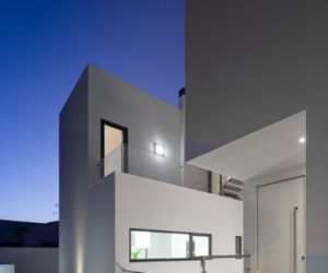 Minimalist Troia House In Portugal · Minimalist Dj House In Portugal