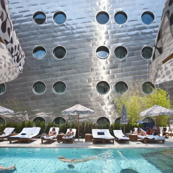 Dream Downtown Hotel By Handel Architects