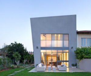 Contemporary house in Israel with a sustainable design