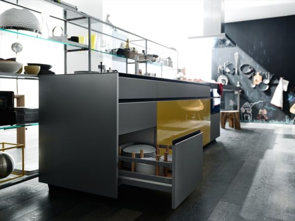 The Compact Forma Kitchen Furniture