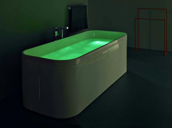 Geo freestanding bathtub by Ludovica+Roberto Palomba