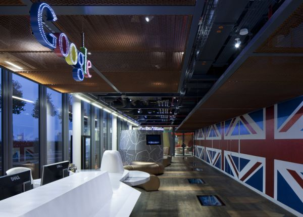 Google's new London headquarters