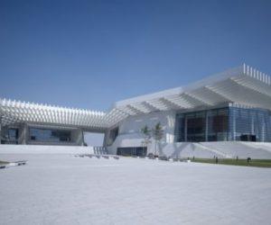 The Grand Theater Masterpiece by gmp architekten