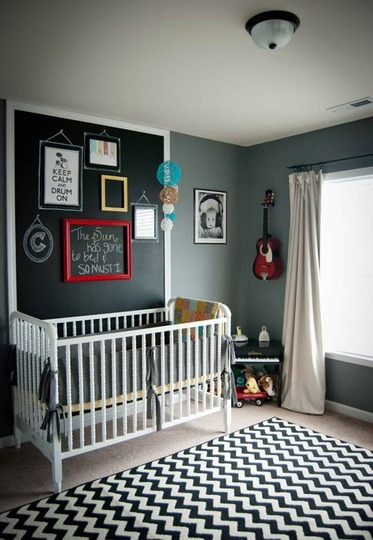 Colorful Nursery D 233 Cor With An Artistic Touch