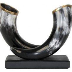 Tyrol Horn Vase