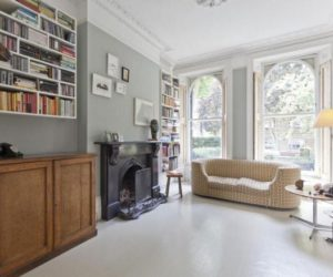 The charming Beresford Terrace 2 in London