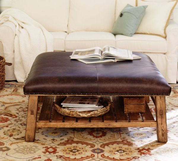 Used Square Coffee Table For Sale