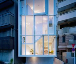 The Porch – a spiral-shaped house in Japan