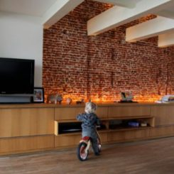 How To Integrate Exposed Brick Walls Into Your Interior Décor Part 68