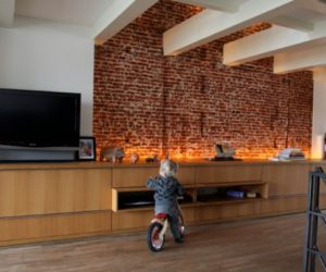 How to integrate exposed brick walls into your interior décor
