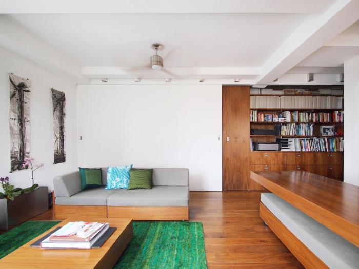 Tiny Studio Apartment With Ingenious Interior Design Solutions Interesting Interior Design Solutions