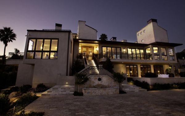 The Carbon Mesa property in Malibu, California