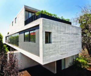 The ingenious Maruma House in Mexico City