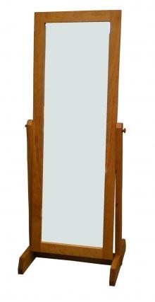 Modern Shaker Floor Mirror