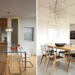 Genial A Few Inspiring Ideas For A Modern Dining Room Décor