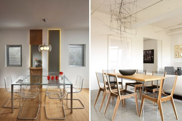 Nice A Few Inspiring Ideas For A Modern Dining Room Décor