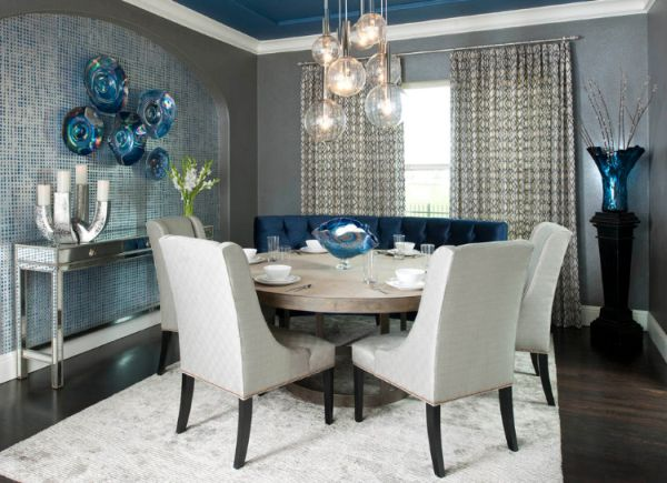 A few inspiring ideas for a modern dining room d cor for Ideas for dining room