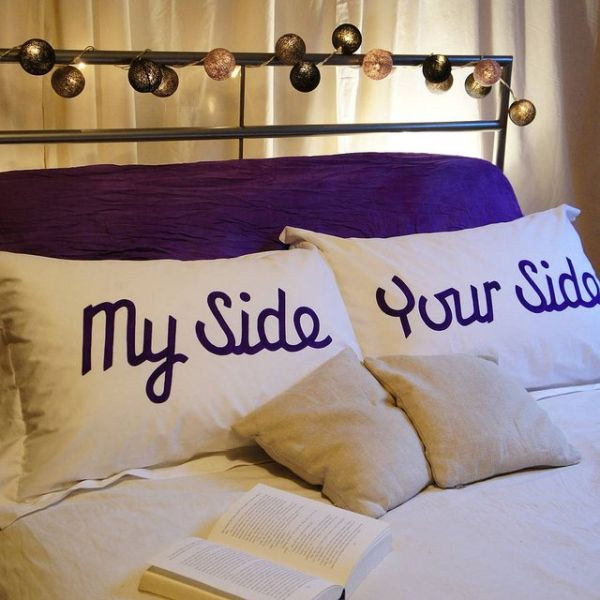 Pillow Talk Pillowcases