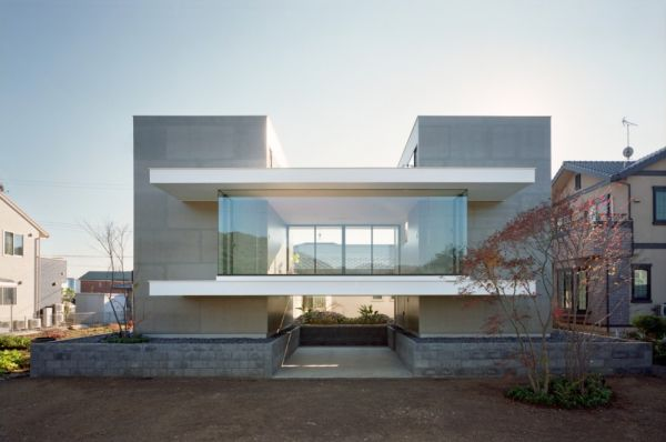 Just another modern japanese house from ma style architects